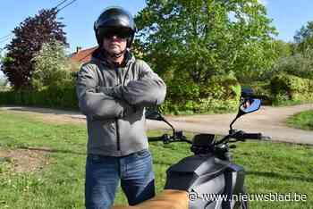 Guy 'Motorguy' Salens wil elektrische motorfietsen vanuit Vremde promoten