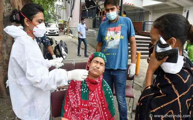 Coronavirus | Second wave still raging in the country, says Health Ministry - The Hindu