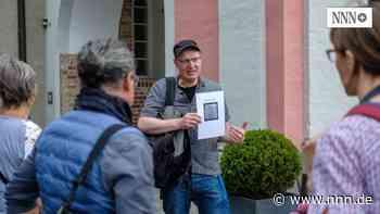 Professor Oliver Plessow erinnert an Jüdisches Leben in Rostock