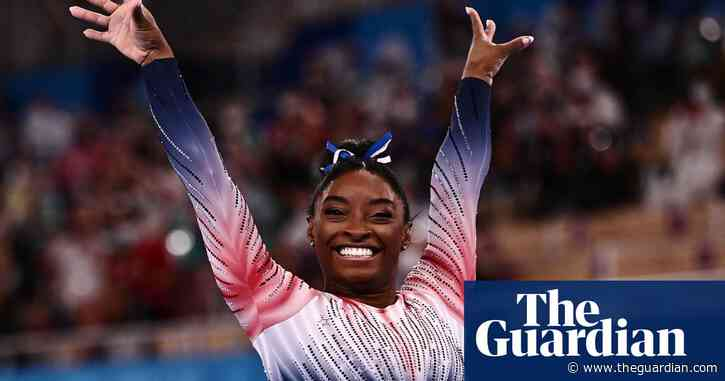 Tokyo 2020 Olympics briefing: Biles beaming and the double-double