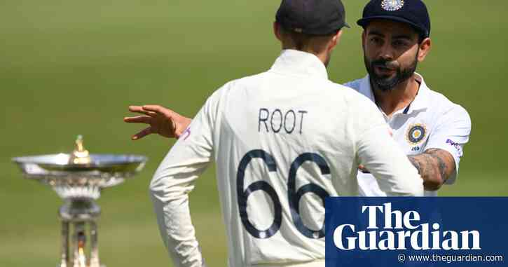 Root's rotated and raw England look vulnerable if India can catch fire