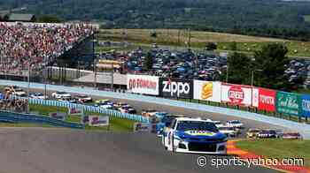 Watkins Glen entry lists for Cup, Xfinity, Trucks