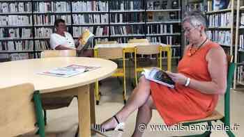 La Maison de la lecture, cette bibliothèque méconnue à Saint-Quentin - L'Aisne Nouvelle