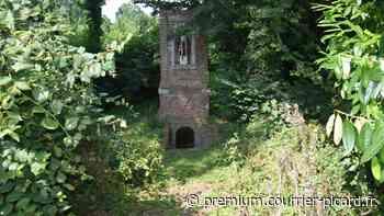 La fontaine Saint-Quentin de Languevoisin-Quiquery vit ses dernières années - Courrier picard