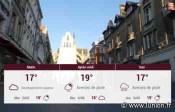 Saint-Quentin et ses environs : météo du lundi 2 août - L'Union