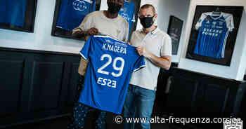 Football (Ligue 2) - Kenny Nagera prêté au SC Bastia Football - Alta Frequenza