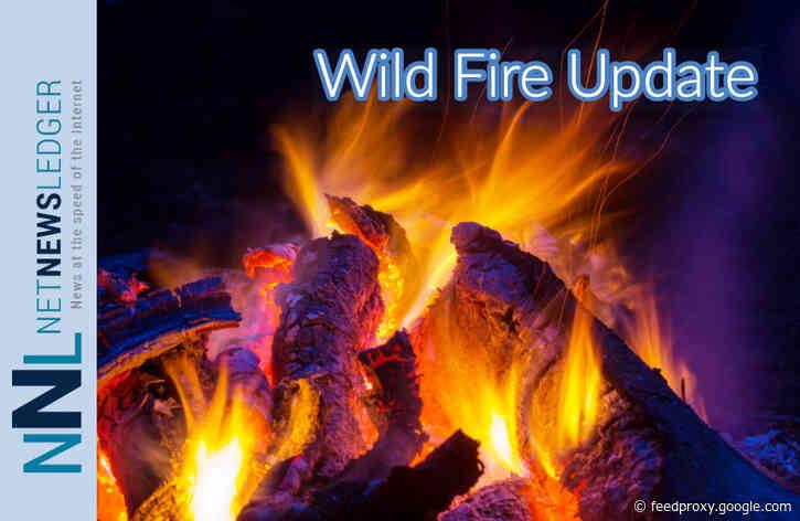 Northwest Fire Region –August 2, 2021 – Wildfire Update