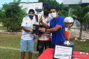 Rayos y Catedráticos triunfan en la Copa Zorros Atlas Ejido Playa del Carmen | Cancun Mio - Cancún Mio