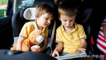 Mit Kind im Auto: Diese Sitzvorschrift ist alarmierend - CHIP Online Deutschland