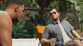Grand Theft Auto V hat mit mehr als 150 Millionen Verkäufen einen neuen Meilenstein erreicht - Eurogamer.de
