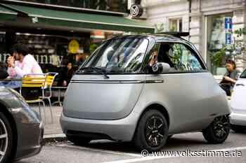 Nach IAA-Debüt: So teuer ist das neue Auto für den Stadtverkehr - Volksstimme