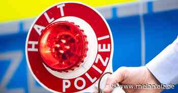 Mit Schlagstock im Auto in Polizeikontrolle geraten - Speyer - Rheinpfalz.de