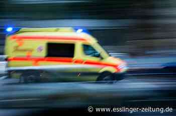 Unfall in Aichtal - Kind bei Kollision mit Auto schwer verletzt - esslinger-zeitung.de