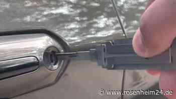 Auto-Profi zeigt, mit welchem Trick er kinderleicht seinen eigenen Ford knacken kann - rosenheim24.de
