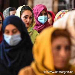 In Afghanistan rukken de taliban weer op: 'Vrouwen zijn zogezegd een ondergeschikt deel van de samenleving'