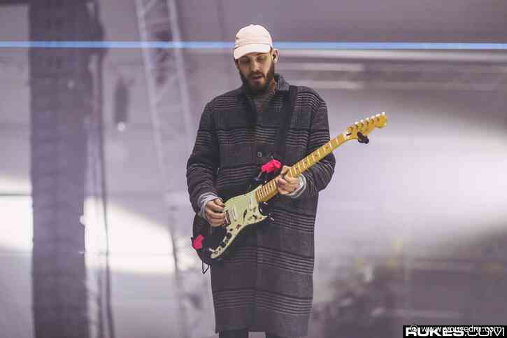 """San Holo Shares Melancholy, Acoustic Cover Of Alice Deejay's Classic, """"Better Off Alone"""""""