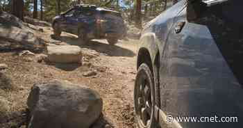 Subaru Forester looks to be next in line for the Wilderness treatment     - Roadshow