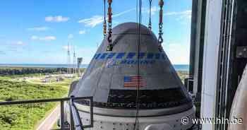 Uitstel voor testvlucht naar ISS van Boeings ruimtevaartuig Starliner - Het Laatste Nieuws