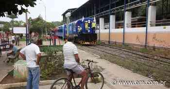 ANTT abre caminho para viabilizar trem ligando o Rio de Janeiro a Minas - Estado de Minas