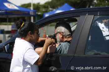 Vacinação contra Covid-19 é adiantada no Rio de Janeiro - VEJA.com