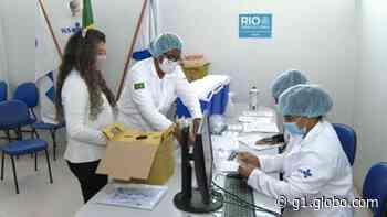Vacinação da Maré termina com quase 34 mil imunizados - G1