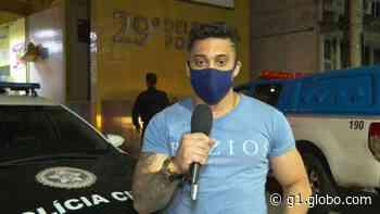 Vereador do Rio de Janeiro Gabriel Monteiro diz ter sofrido ataque a tiros em festa de aniversário; ninguém se feriu - G1