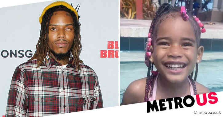 Rapper Fetty Wap weeps as he thanks fans for their support after death of his daughter Lauren: 'She was my little twin'