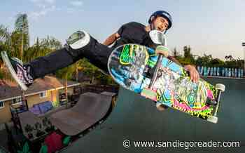 San Diego skate parks rule Tokyo