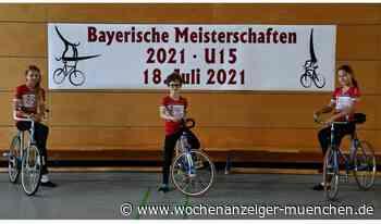 Pullach - Schüler auf dem Treppchen / Radsportverein Pullach richtete bayernweiten Wettkampf aus - 29.07. - Wochenanzeiger München
