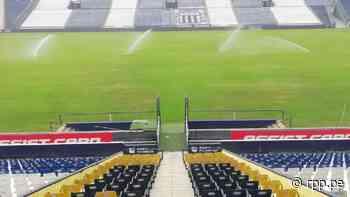 Alianza Lima emitió un comunicado por retraso en la final de la Copa Bicentenario en Matute - RPP Noticias