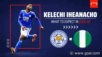 Kelechi Iheanacho: What to expect in 2021-22