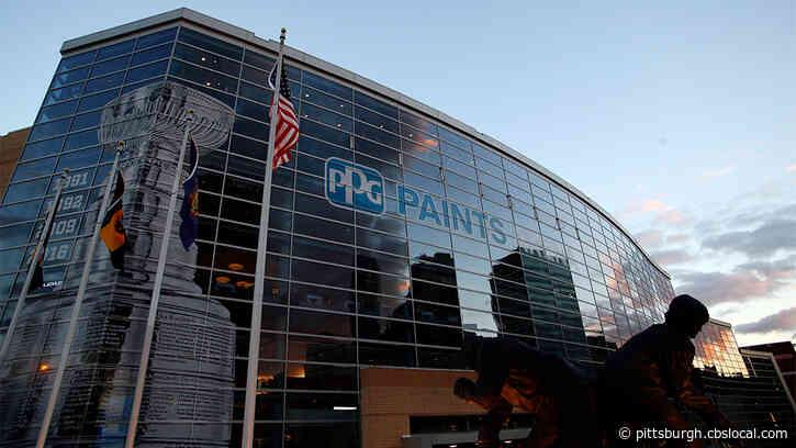 PPG Paints Arena Recommending Masks Inside