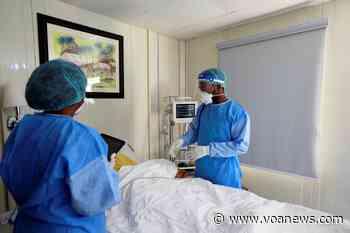 Nigerian Doctors Strike Amid Coronavirus Third Wave - Voice of America