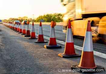 HOV lanes along I-279 reopen for inbound traffic Wednesday morning