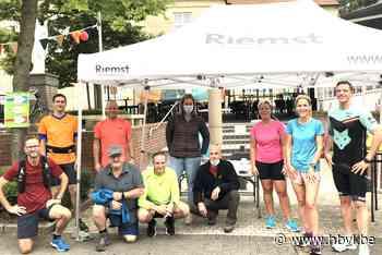 180 joggers en wandelaars op de Zomerjogging in Zichen - Het Belang van Limburg