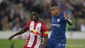Gideon Mensah: Bordeaux sign Ghana defender from Red Bull Salzburg