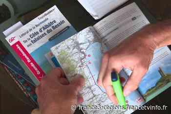 Du Havre au Mont Saint Michel en courant 650 km le long de la côte normande : le nouveau pari de François Lero - France 3 Régions