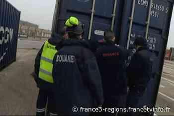 Le Havre : importante saisie par les douanes de planchas électriques - France 3 Régions