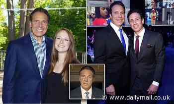 Chris Cuomo was among Andrew Cuomo's inner circle of advisers