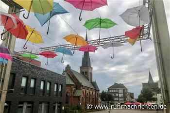 RN+ Schirm-Aktion in der Dorstener Innenstadt endet vorzeitig - Ruhr Nachrichten