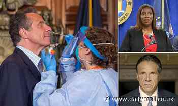 NY AG publishes dossier of sex pest claims against Gov Andrew Cuomo as he refuses to resign