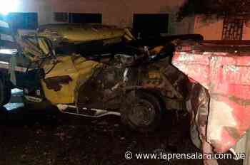 Chatarrero falleció tras sufrir un accidente en Chivacoa - La Prensa de Lara