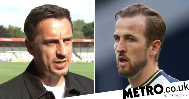 'You have to respect your team-mates' – Gary Neville urges Harry Kane to make swift return to Tottenham training