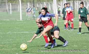 El fútbol femenino de Villa Mercedes regresa a la cancha - El Diario de la República