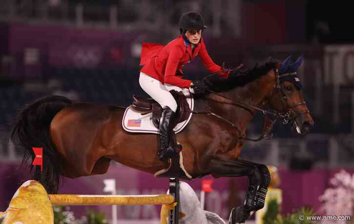 Bruce Springsteen's daughter Jessica fails to qualify for equestrian individual jumping final at Olympics