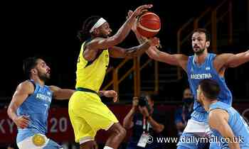 Tokyo Olympics: Australian Boomers prepare to take on US for a place in the gold medal game