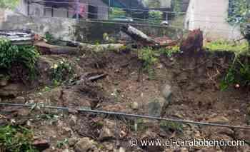 Lluvias causaron deslizamientos de tierra en Naguanagua - El Carabobeño