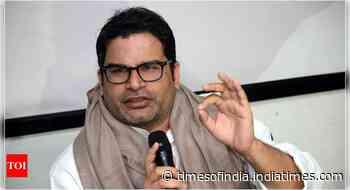 Prashant Kishor seeks 'national role', Congress set to take a decision soon