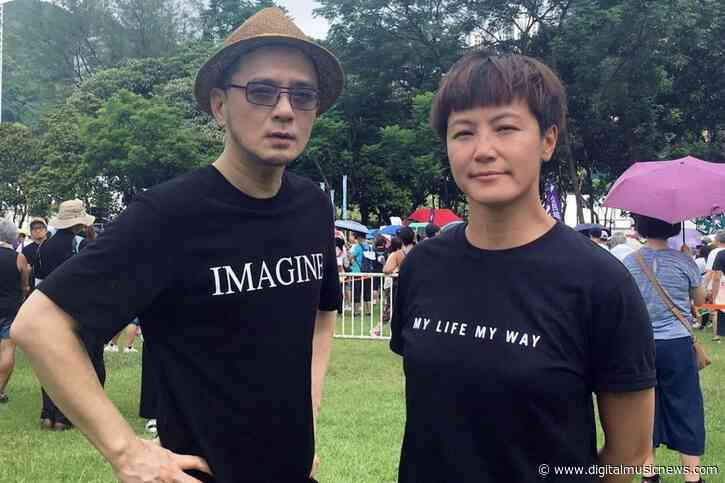 Hong Kong Pop Star Anthony Wong Arrested for Singing at a Rally