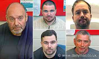Gang of drug dealers who plotted to blow-torch a retired businessman's testicles face years in jail